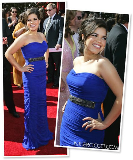 america ferrera wedding dress. 2010 America Ferrera