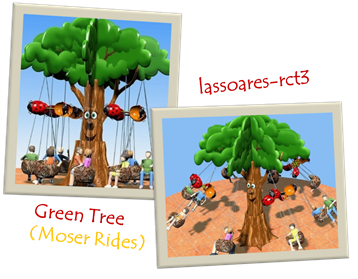 Moser Rides Green Tree Art Projects (lassoares-rct3)