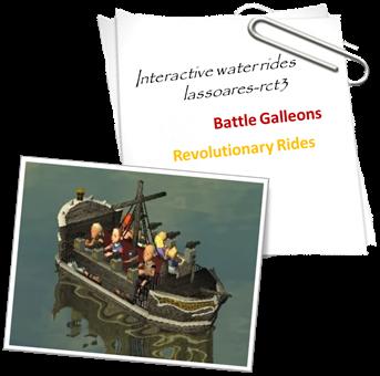 Battle Galleons (Revolutionary Rides) lassoares-rct3