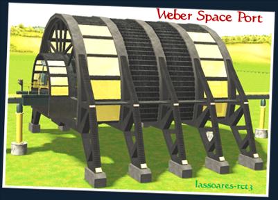 Weber Space Port (Weber) lassoares-rct3