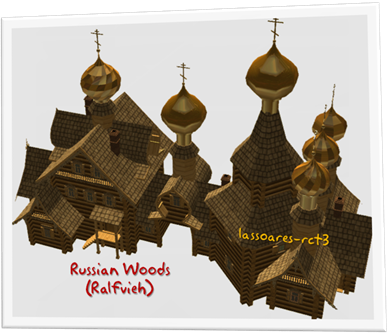 Russian Woods I by Ralfvieh ) lassoares-rct3