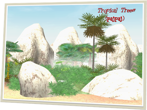 Tropical Trees (pajpaj) lassoares-rct3