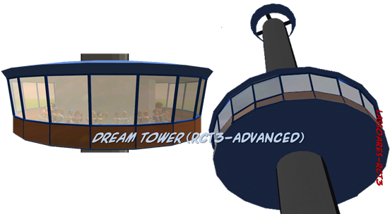 Dream Tower (RCT3-Advanced) lassoares-rct3