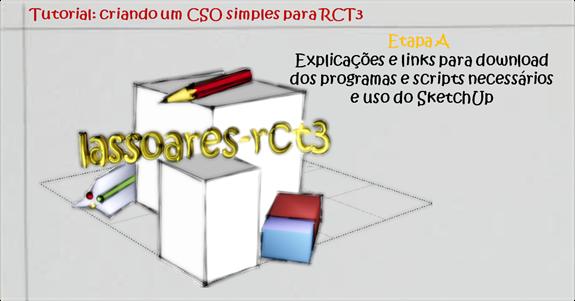 Tutorial CSO Etapa A (lassoares-rct3)