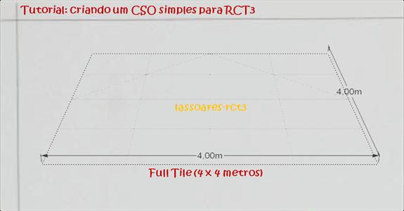 Tutorial CSO 001 (lassoares-rct3)