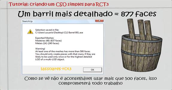 Tutorial CSO 007 (lassoares-rct3)