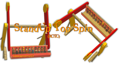 StandUp Top Spin (RCTC) lassoares-rct3
