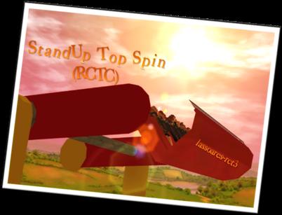 StandUp Top Spin Test (RCTC) lassoares-rct3