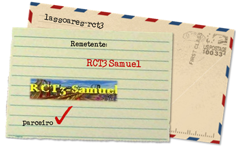 Novos parceiros lassoares-rct3 (RCT3 Samuel)