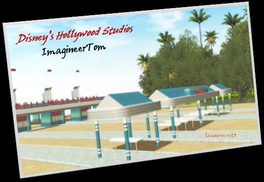 Disney's Hollywood Studios (ImagineerTom) lassoares-rct3