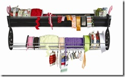 Ribbon Organizer Attachment
