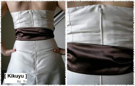 back zipper McCall 4460
