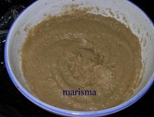 crema de berenjena con anchoilla, crema, (3)