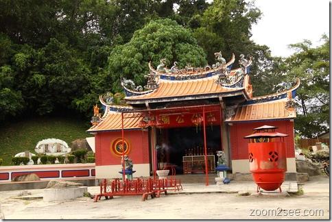 Tua Pek Kong Temple, Tanjung Tokong Penang
