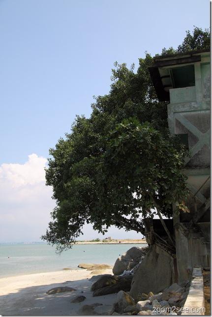 Surrounding of Tua Pek Kong Temple, Tanjung Tokong Penang