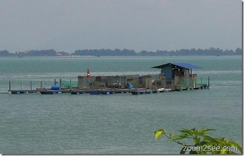 Surrounding Tua Pek Kong Temple, Tanjung Tokong Penang