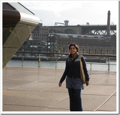 at Sydney Opera House