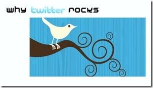 Twitter rocks