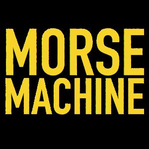 Cover art Morse Machine for Ham Radio