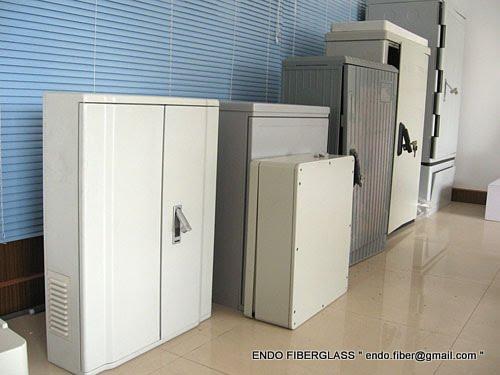 box panel listrik fiber