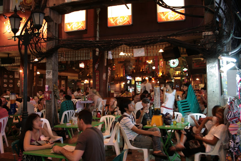 BACKPACKER HAVEN KHAOSAN ROAD BANGKOK
