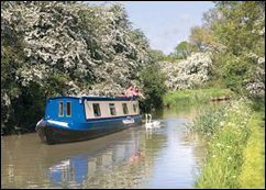 Canal Boat Hire Midlands