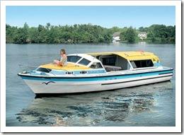 River Boat Holidays Norfolk