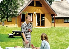 Log Cabin Holidays Cornwall