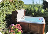 Hot Tubs to Relax In