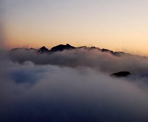 36-tramonto sulCarega