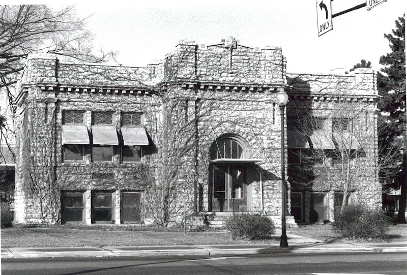 Old Sturgeon Bay Library