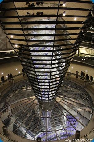 Inside Reichstag