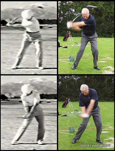 how to hit like ben hogan