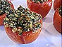 Roasted Tomatoes Stuffed With Breadcrumbs & Herbs