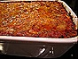 Lasagna with Sweet Italian Sausage