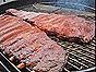 Hickory-Smoked BBQ Spareribs