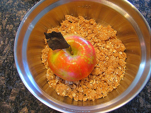 Apple & Crisp Topping