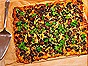 Puff Pastry Tart with Gruyere, Bacon, Scallions & Herbs