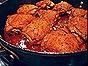 Chicken Thighs Braised in Red Wine Vinegar Sauce