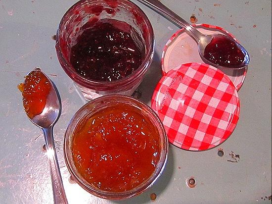 Apricot & Raspberry Jam