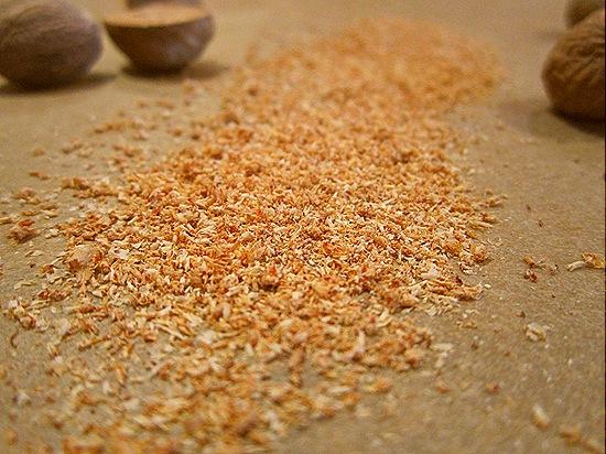 Freshly-Grated Nutmeg