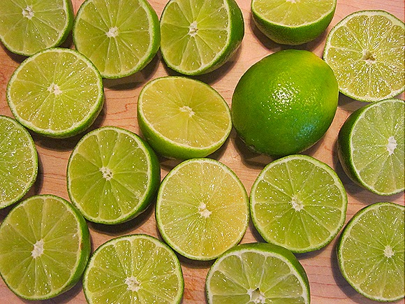 Lots of Limes