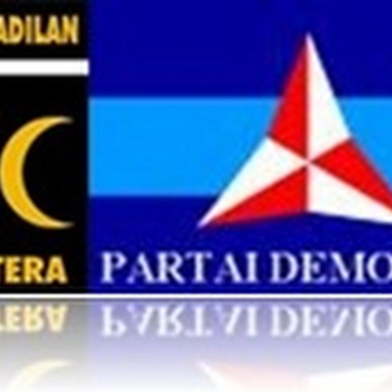 Demokrat-PKS Perkuat Koalisi