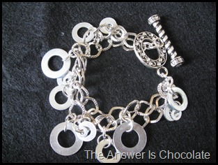 Washer Charm Bracelet (2)