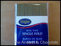Wright's Bias Tape