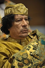 225px-Muammar_al-Gaddafi_at_the_AU_summit