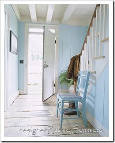 HB foyer designer ruthie sommers