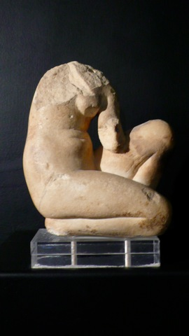 Seated Venus