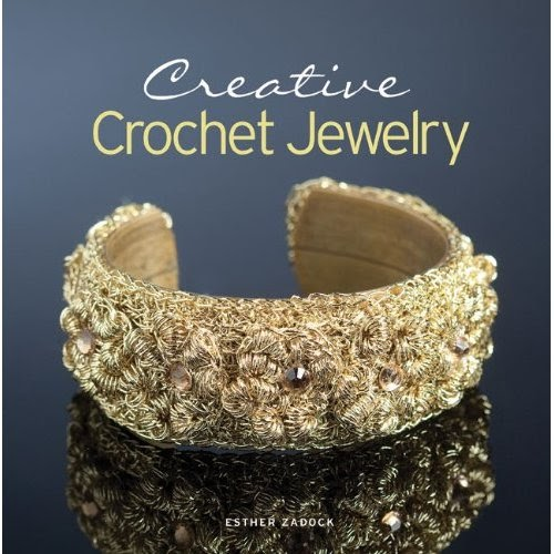 inspirational beading book spotlight creative crochet