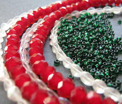 Deck the Halls Bead Palette